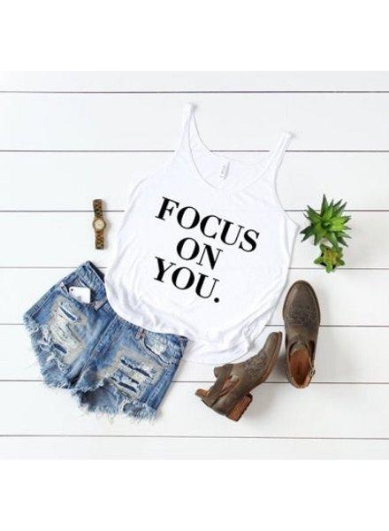 FAMS Design 'Focus On You' Tank