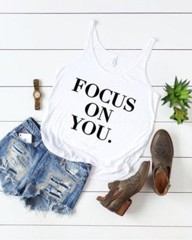 FAMS Design FAMS Design 'Focus On You' Tank ***FINAL SALE***
