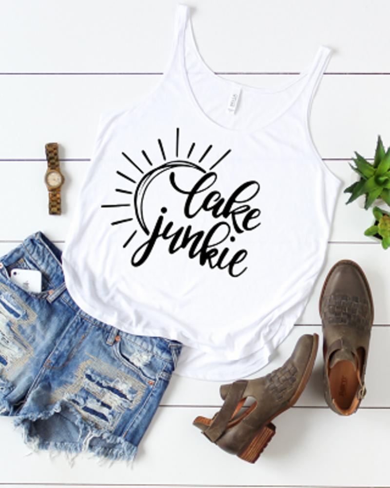 FAMS Design FAMS Design 'Lake Junkie' Tank