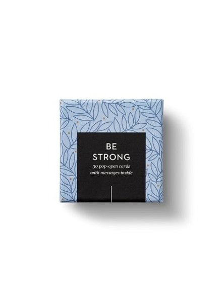 Compendium 'Be Strong' Thoughtfulls
