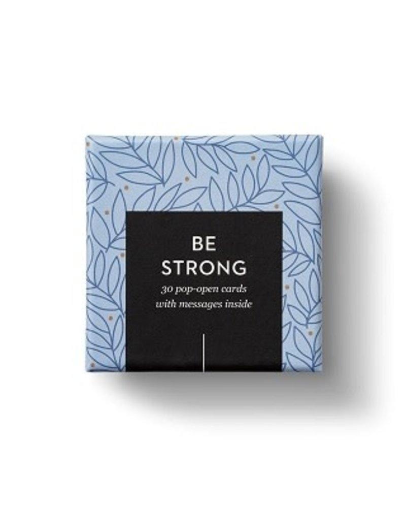 Compendium Compendium 'Be Strong' Thoughtfulls