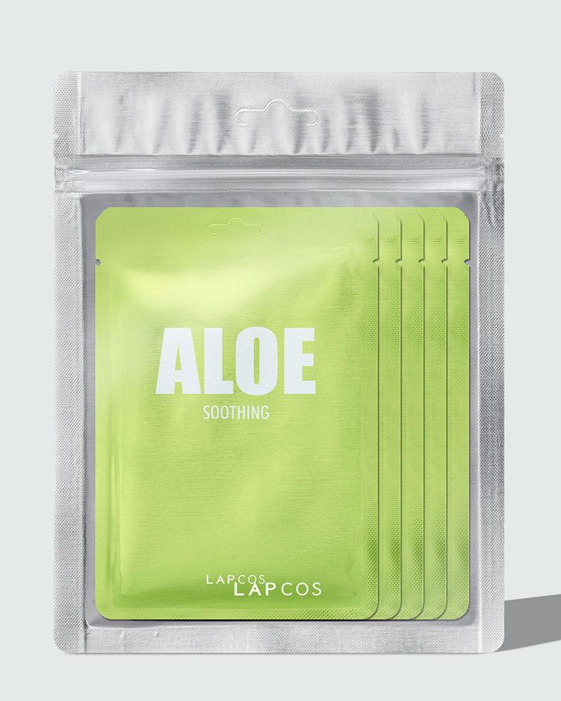 Lapcos Lapcos Aloe Sheet Mask Set (Pack of 5)