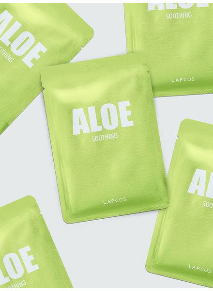 Lapcos Aloe Sheet Mask Set (Pack of 5)