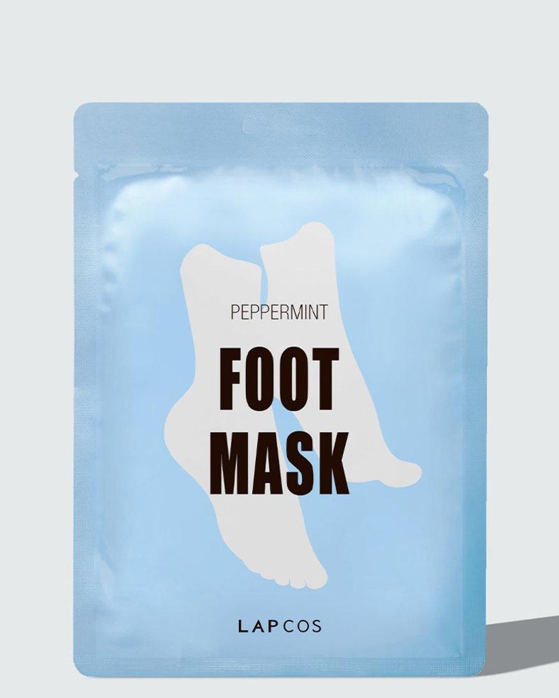 Lapcos Lapcos Peppermint Foot Mask