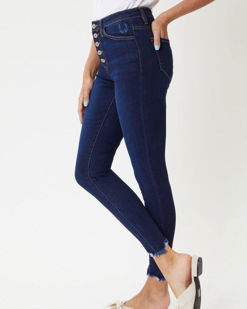 Kancan Kancan 'Terri' Ultra High Rise Super Skinny Jeans