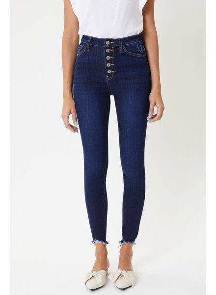 Kancan 'Terri' Ultra High Rise Super Skinny Jeans