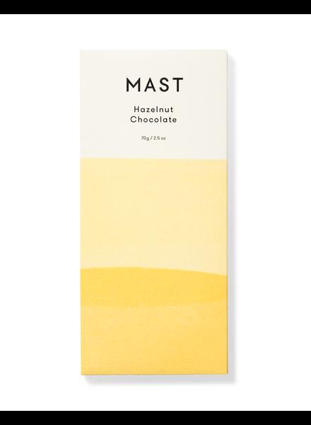 Mast Hazelnut Chocolate | Classic 2.5 oz