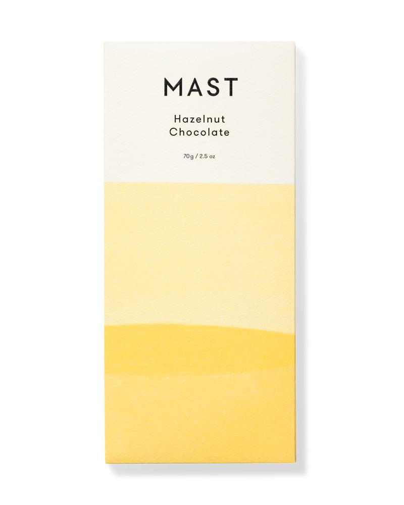 Mast Mast Hazelnut Chocolate | Classic 2.5 oz