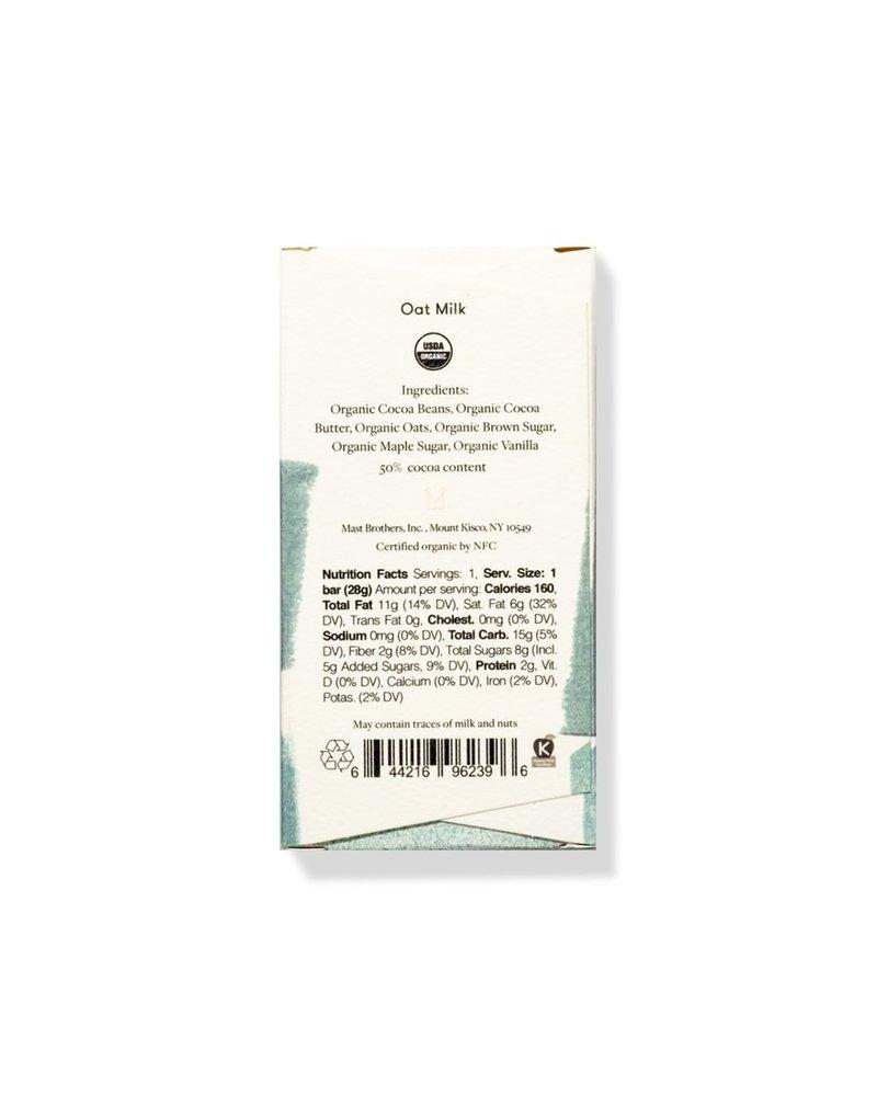 Mast Mast Oat Milk Chocolate   Mini 1 oz
