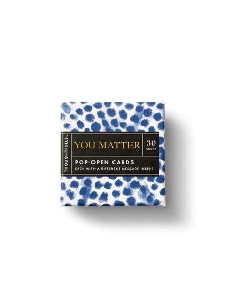 Compendium 'You Matter' Thoughtfulls