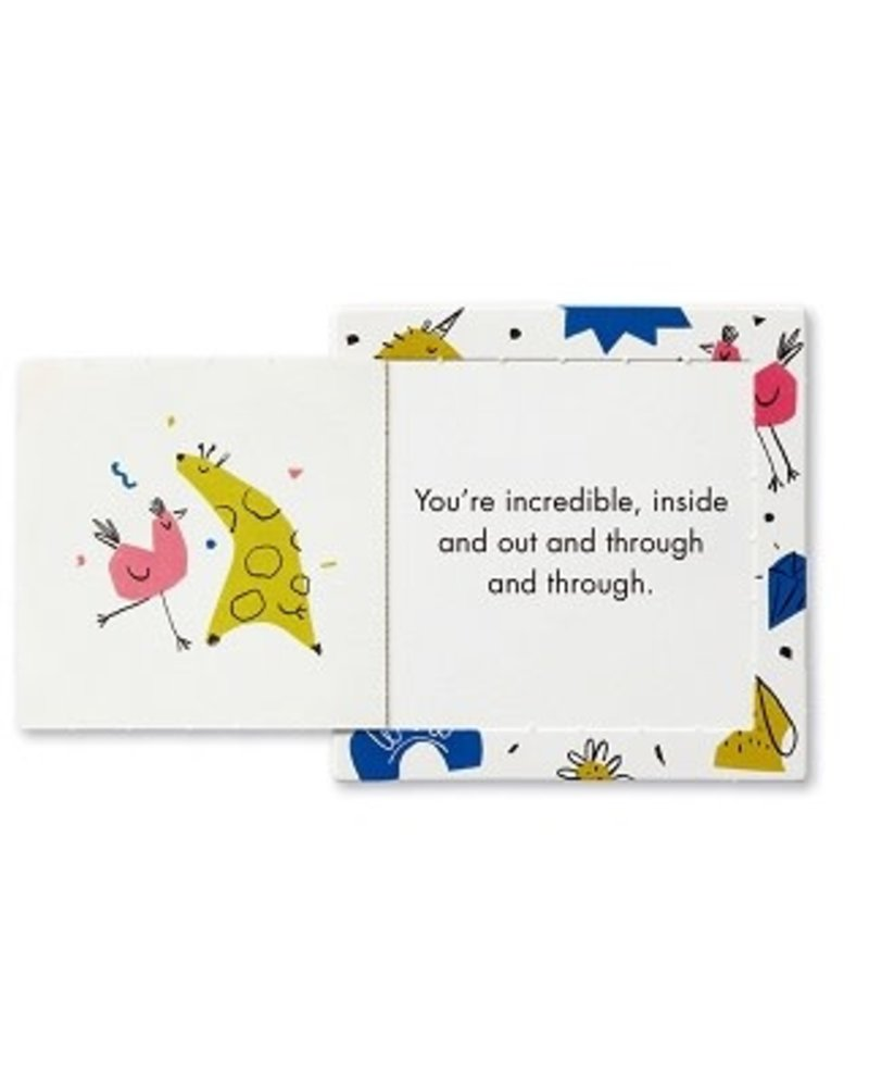 Compendium Compendium 'You're Incredible' Thoughtfulls For Kids