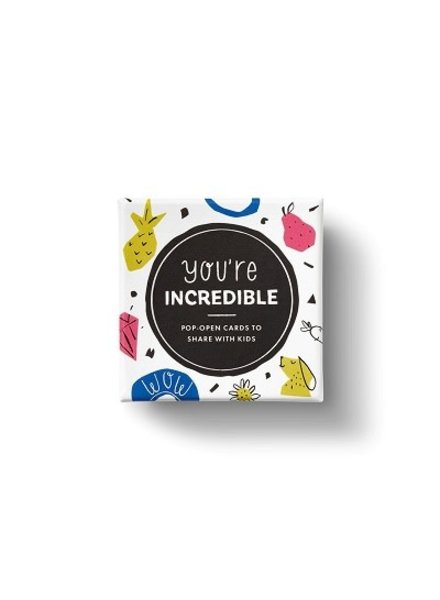 Compendium 'You're Incredible' Thoughtfulls For Kids