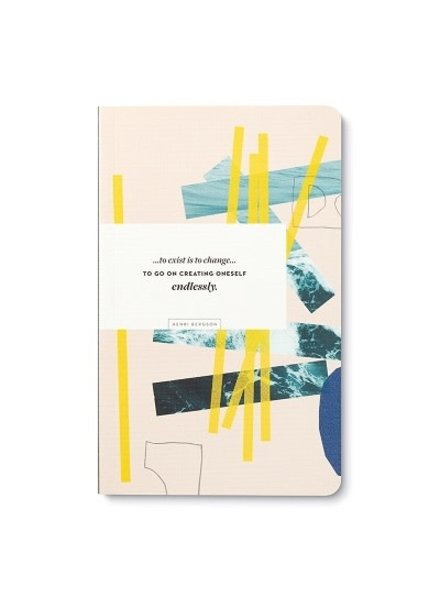Compendium 'To Exist Is To Change' Write Now Journal