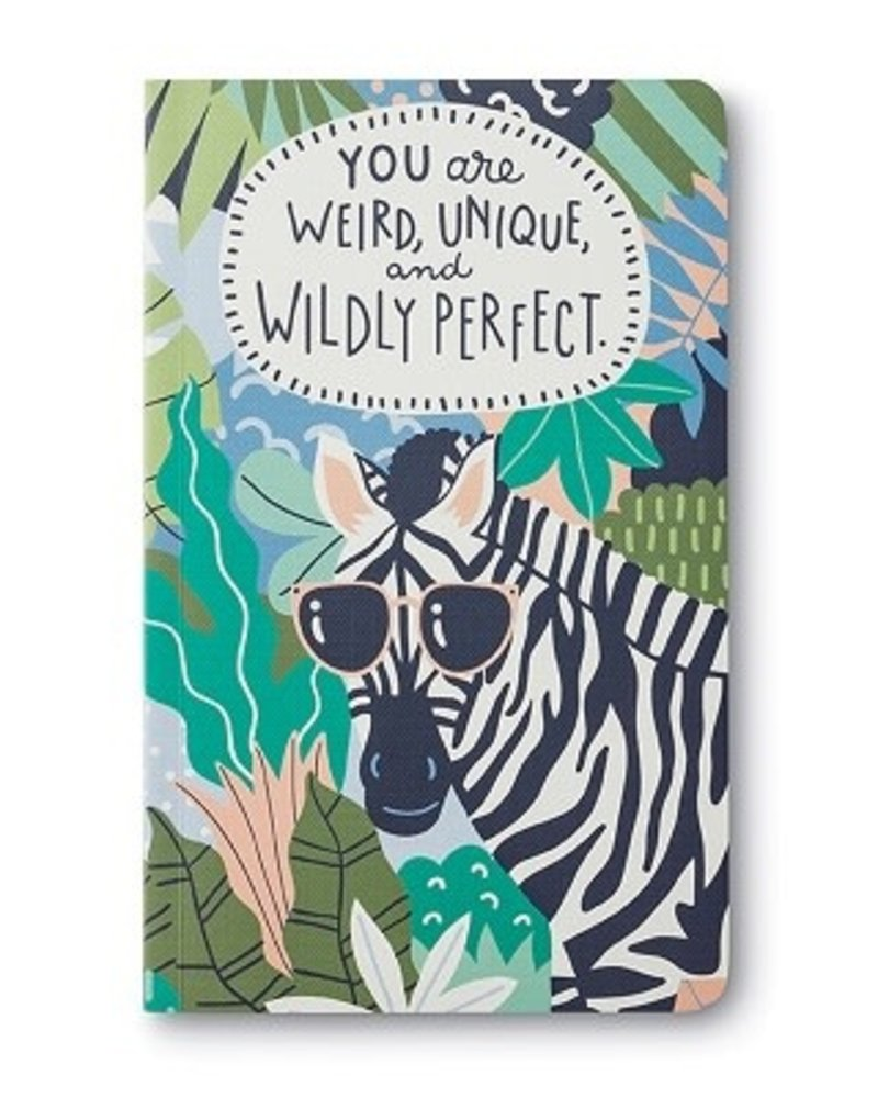 Compendium Compendium 'You Are Weird, Unique and Wildly Perfect ' Journal