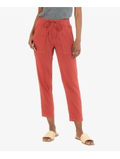 Kut from the Kloth Clay Smocked Drawcord Pant