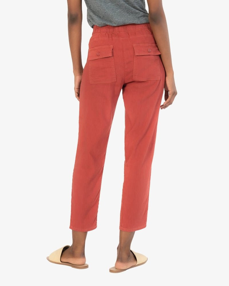 Kut from the Kloth Kut From The Kloth Smocked Drawcord Pant