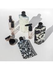 KITSCH Refillable Ultimate Travel  (11pc) Set   Black & Ivory