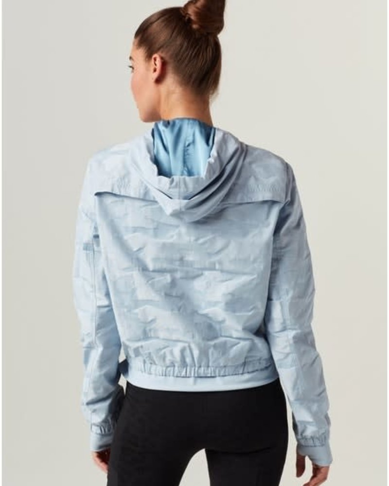 Blanc Noir Blanc Noir Light Blue Camo Skyfall Jacket