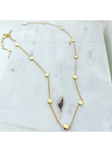Must Have Floating Dots Necklace (More Colors)