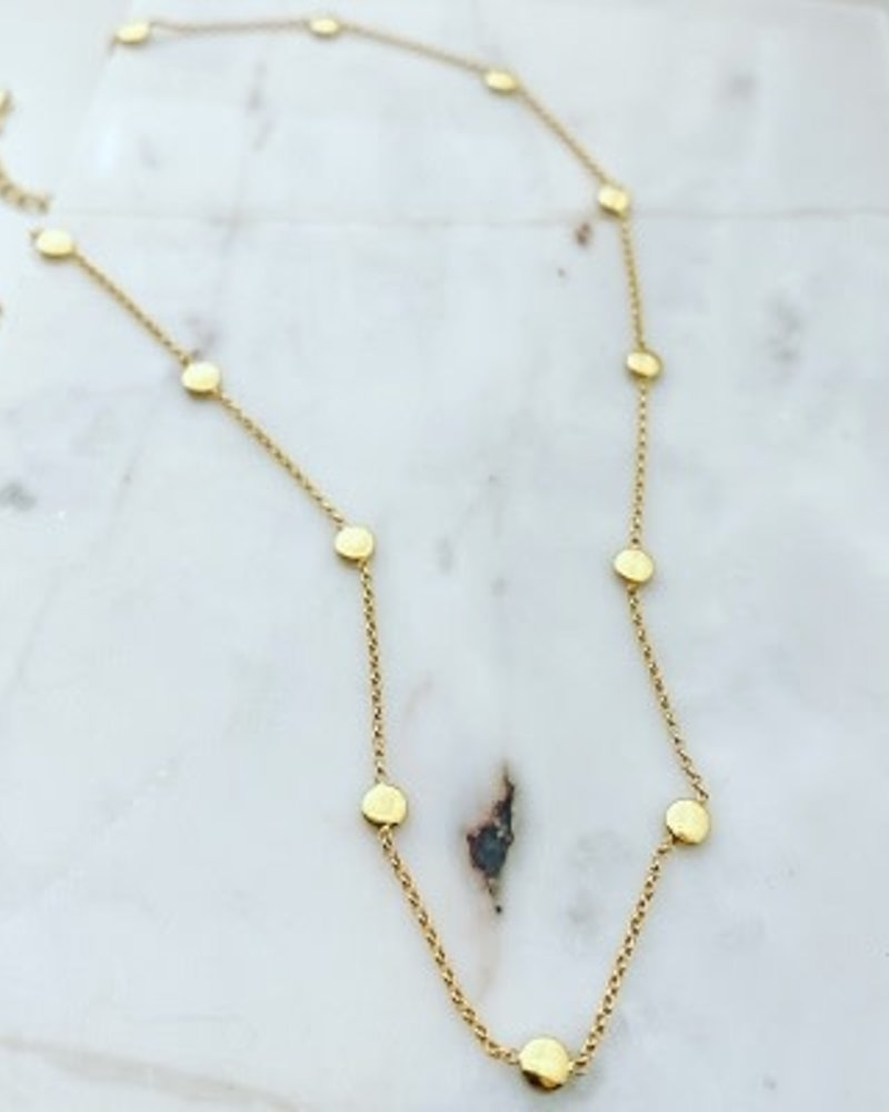 Must Have Must Have Floating Dots Necklace