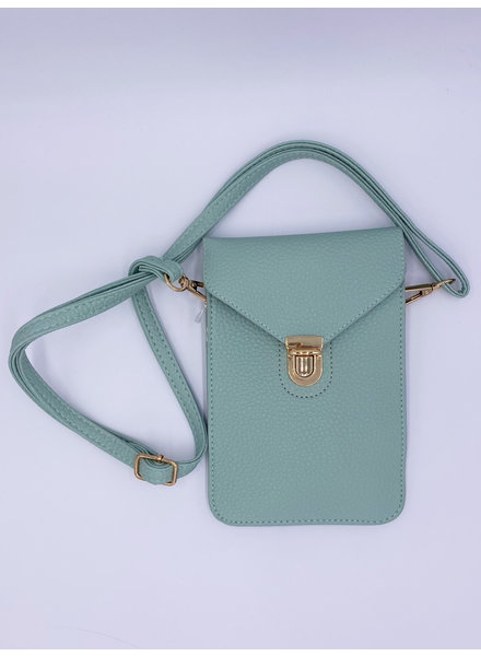 Belle Up 'Message Me' Crossbody Pouch (More Colors)