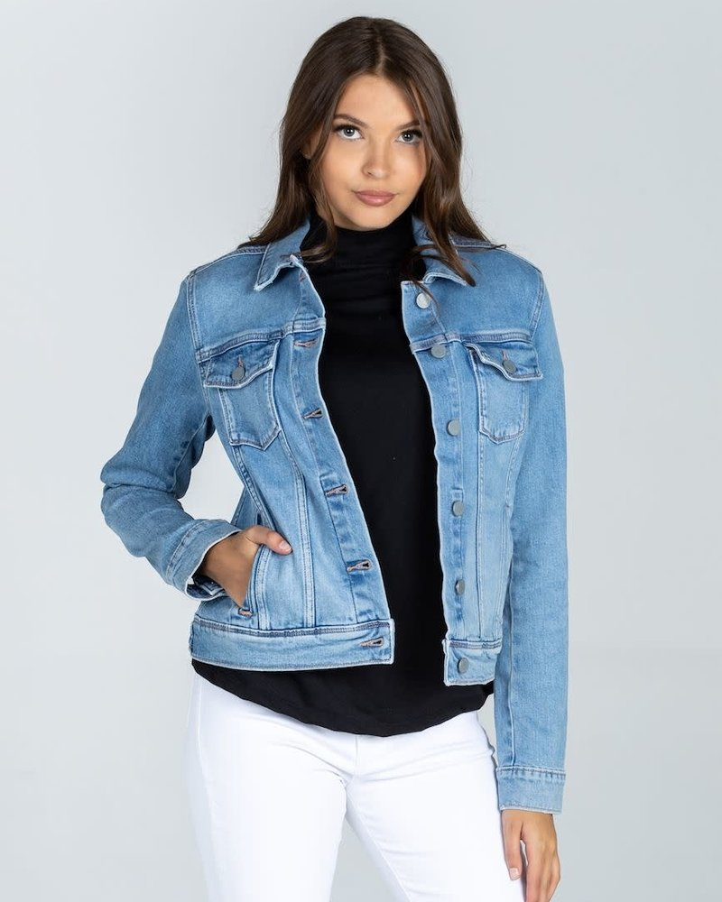Articles of Society Articles of Society 'Taylor' Denim Jacket in Hamakua
