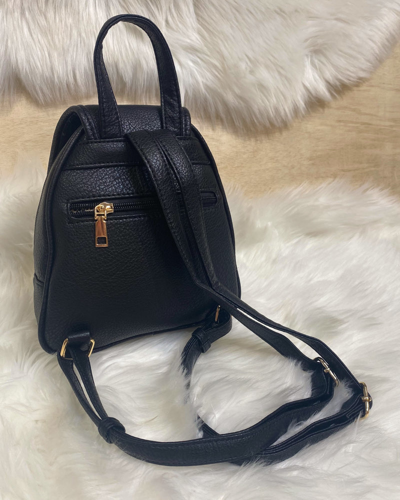 Belle Up 'My New BF' Mini Backpack