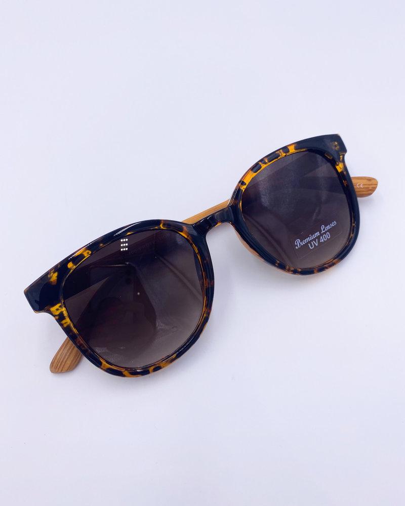 Belle Up 'Shady Bueller' Sunglasses