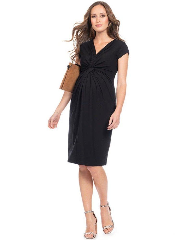 Seraphine Maternity Seraphine Maternity 'Cordelia' Knot Front Dress **FINAL SALE**