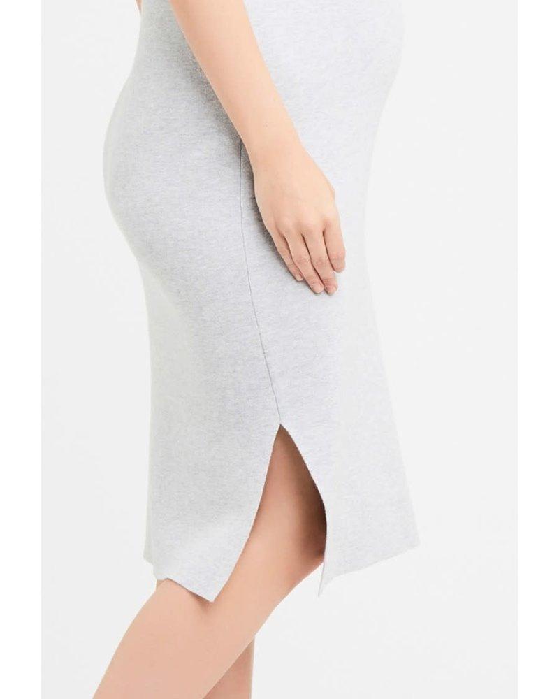 Ripe Ripe 'Silver Fox' Layered Knit Maternity Nursing Dress **FINAL SALE**