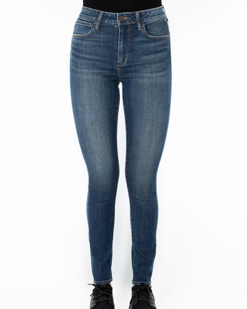 Articles of Society Articles of Society 'Hilary' High Rise Skinny Jean in Chelan **FINAL SALE**