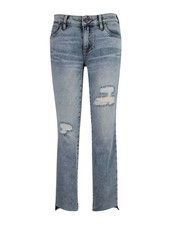 Kut from the Kloth 'Reese' Ankle Straight Leg Jeans in Attest