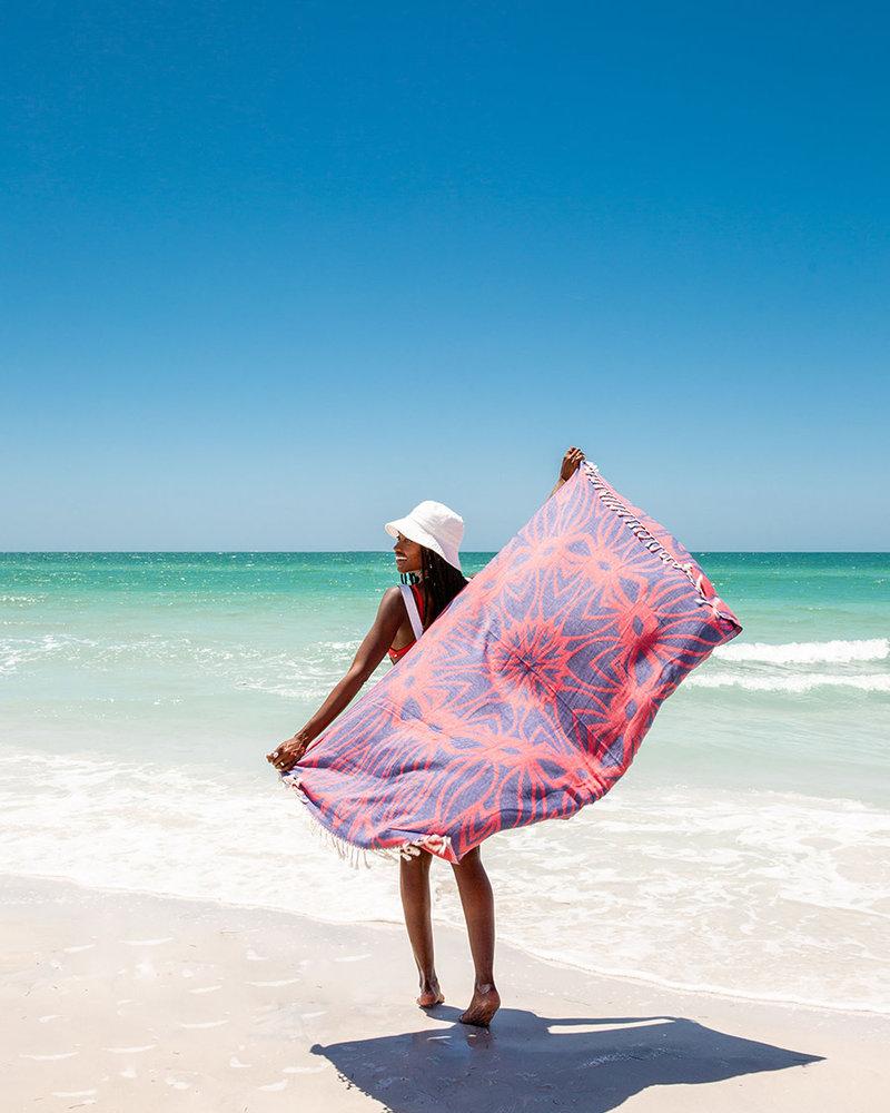 Sand Cloud Sand Cloud 'Firecracker' Towel
