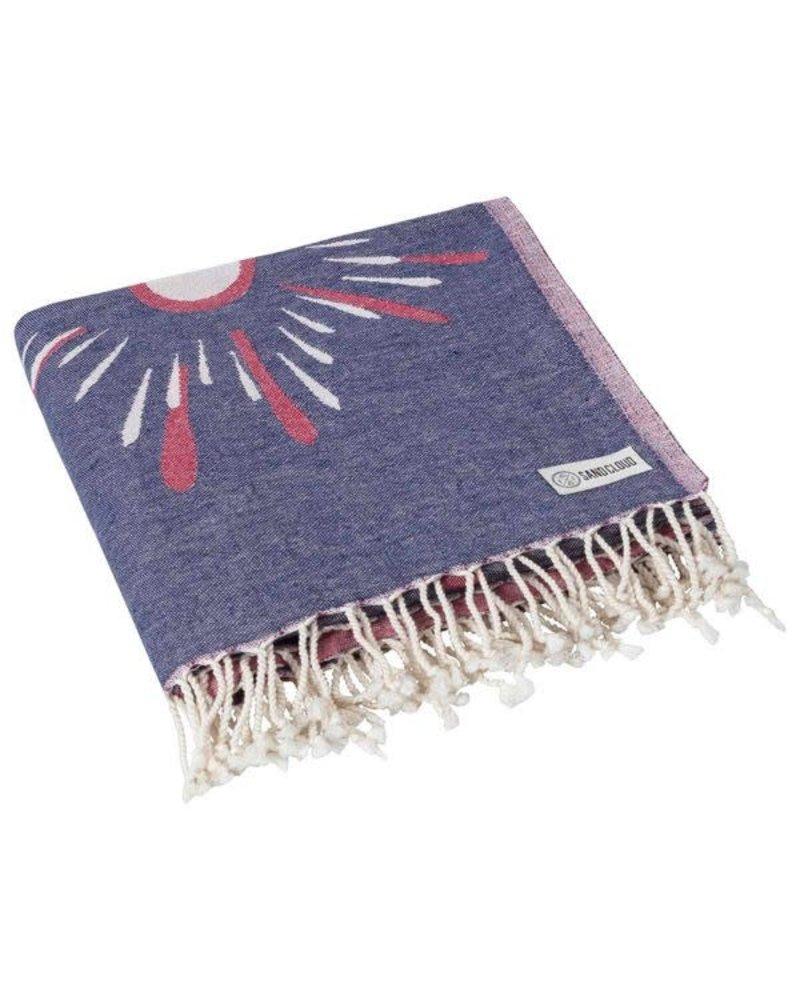 Sand Cloud Sand Cloud 'Starburst' Large Towel