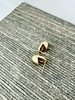 Must Have Must Have Brass Earrings   Bean Stud