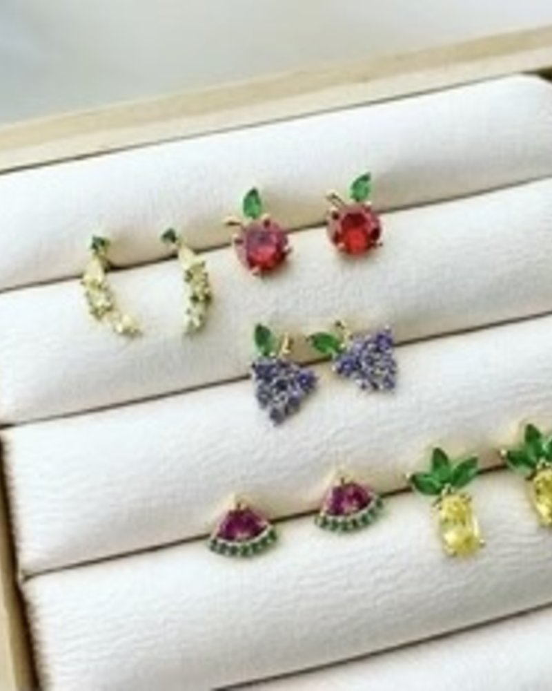 Must Have Must Have Earrings | Fruit Salad