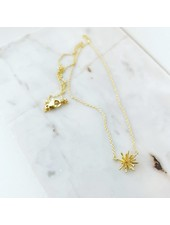 Must Have Dainty Necklace | Spoke (More Colors)