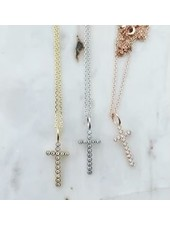 Must Have Dainty Necklace | Cubic Cross (More Colors)