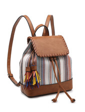 Jen & Co. 'Kourtney' Boho Backpack