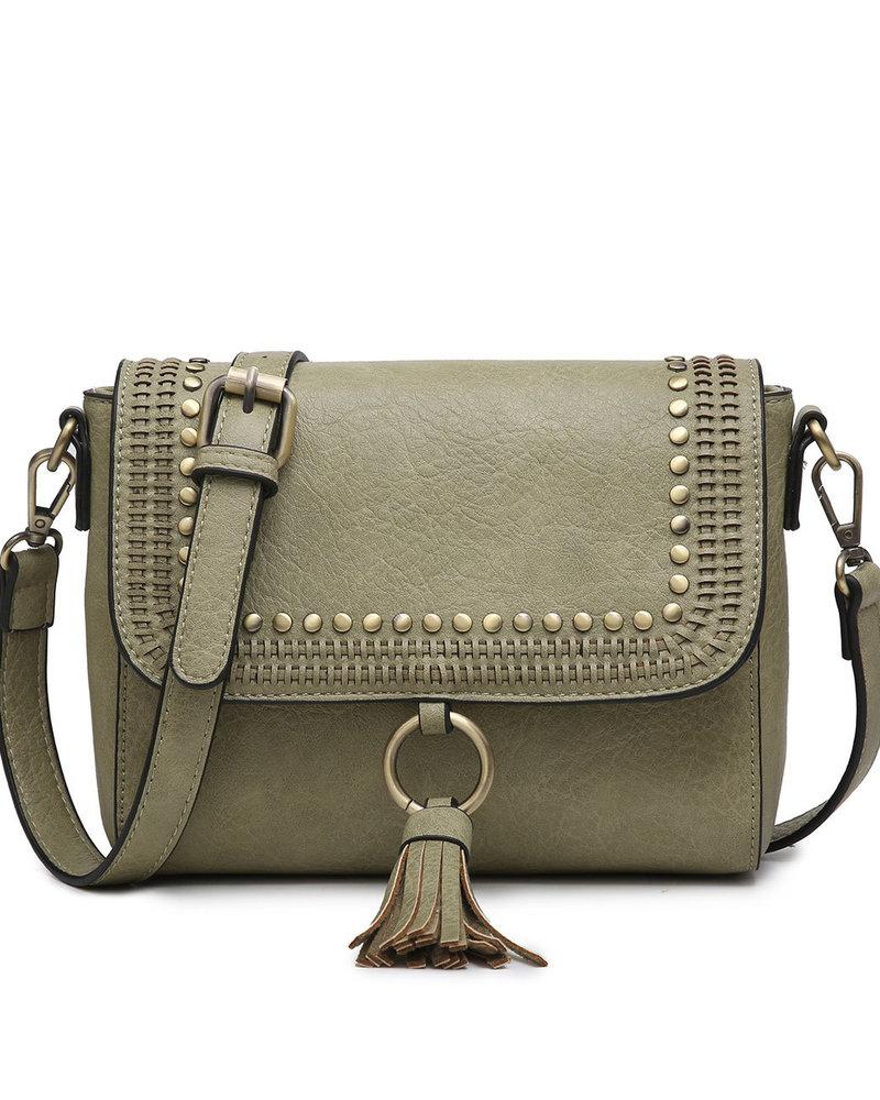 Jen & Co. Jen & Co. 'Sage' Crossbody Bag