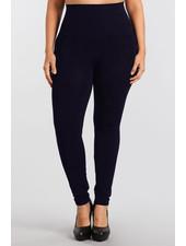 M. Rena Plus Size Tummy Tuck Leggings (More Colors)