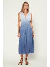 Current Air 'Ocean Drive' Ombre Midi Dress