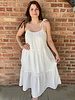 KLD Signature KLD White  'A Ray Of Sunshine' Dress **FINAL SALE**