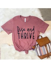 FAMS Design 'Rise And Thrive' Tee