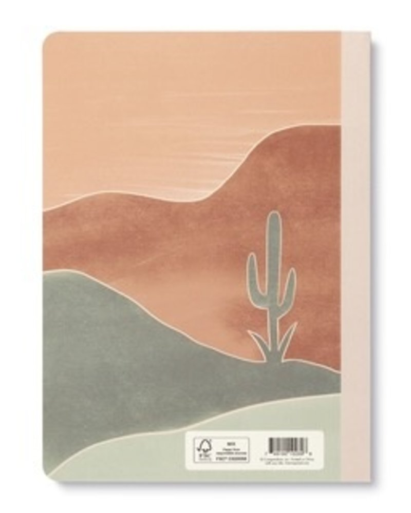 Compendium Compendium 'I Choose The Wild Places' Notebook