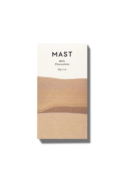 Mast Milk Chocolate   Mini 1oz