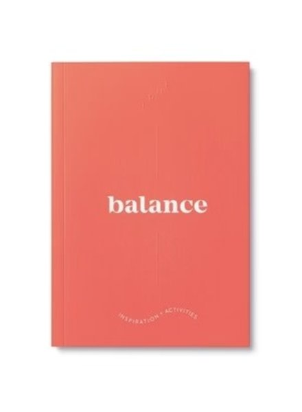 Compendium 'True Balance' Activities & Inspiration Book