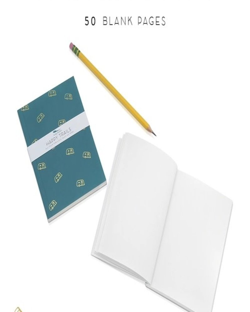 Lucky Feather Lucky Feather Delightful Journals | Bucket List