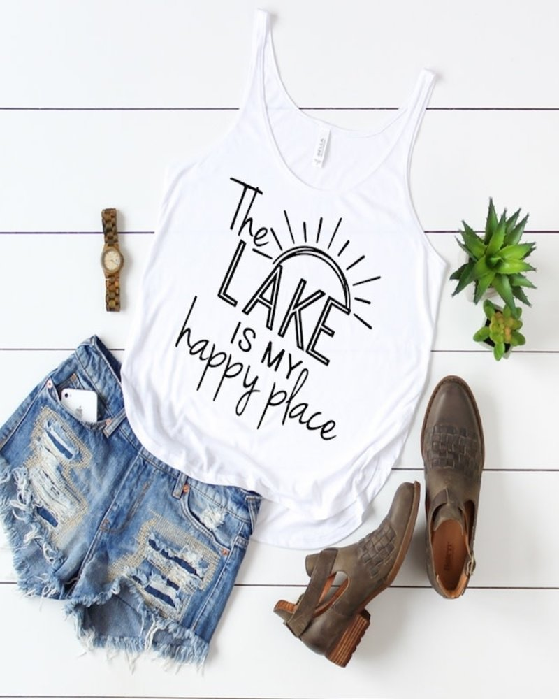 FAMS Design FAMS Design 'The Lake Is My Happy Place' Tank