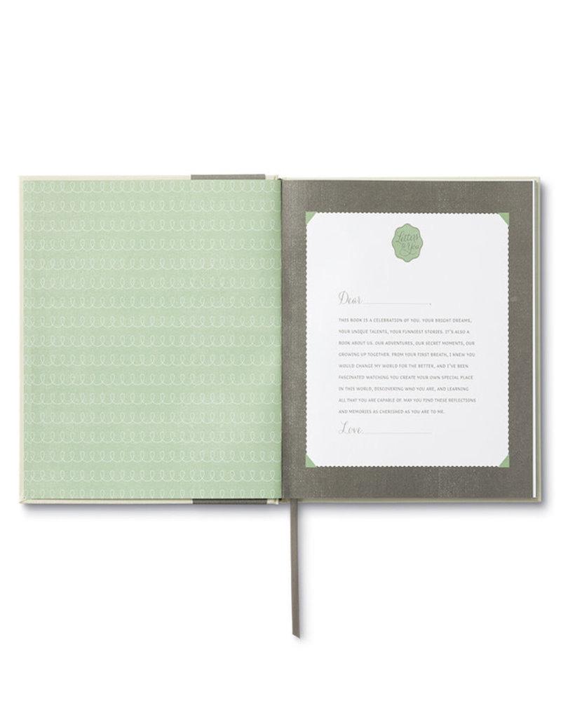 Compendium Compendium 'Letters To You' Book